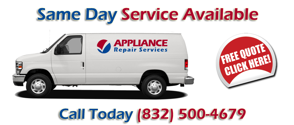 Same day Appliance Home repair Houston