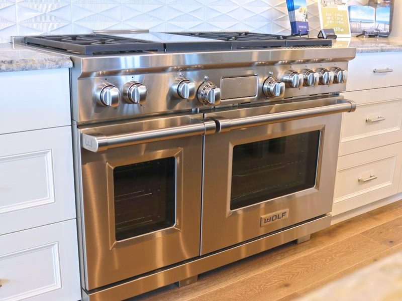 Wolf Range-Cook top Repair Services Houston