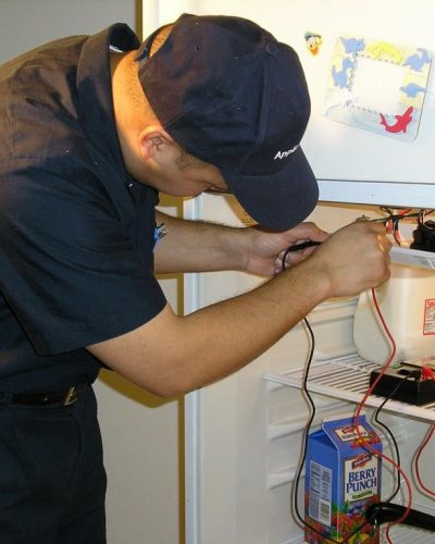 Refrigerator, Freezer, Ice Maker and, Wine Cooler Repair services